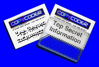 Copycoder as sold